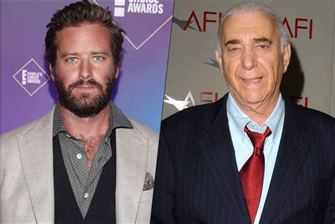 Armie Hammer to Lead Paramount+ Limited Series The Offer ...