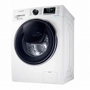 Machine A Laver 10 Kg : samsung ww90k6414qw achat vente lave linge cdiscount ~ Nature-et-papiers.com Idées de Décoration