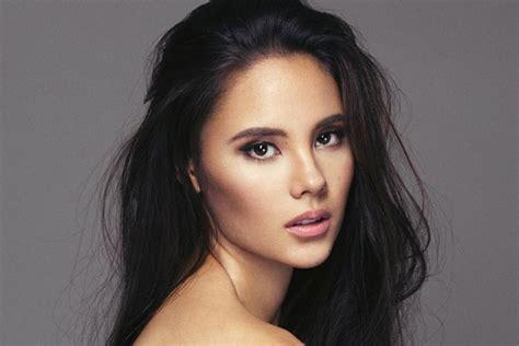 model catriona gray named  world philippines