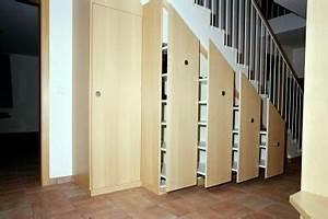 Schrank Unter Treppe Selber Bauen : flur4 ~ Markanthonyermac.com Haus und Dekorationen