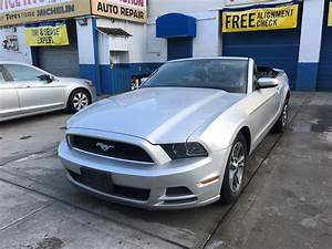 Used 2014 Ford Mustang Convertible $9,490.00