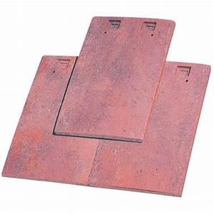Tuile Plate Terre Cuite : tuile plate traditionnelle en terre cuite terreal ~ Melissatoandfro.com Idées de Décoration
