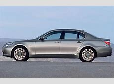 Used 2009 BMW 5 Series Pricing For Sale Edmunds