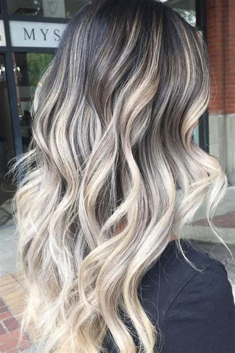 Shades Of Color For Hair by Silver Hair Color Shades For Hairstyles 2018