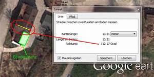 Luftlinie Berechnen Google Earth : photovoltaik planungshilfe pv auswertung m ~ Themetempest.com Abrechnung