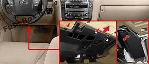 Fuse Box Diagram  U0026gt  Lexus Lx570  J200  2008