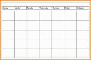 4 weekly calendar printable 2017 calendars for 4 week schedule template