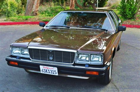 vintage maserati for sale 1980 maserati quattroporte classic italian cars for sale
