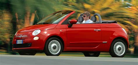 Fiat Cabrio by Fiat 500 Cabrio Image 9