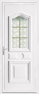 Porte vitree avec moulure sur mesure porte d39entree for Porte d entrée pvc avec menuiserie pvc sur mesure
