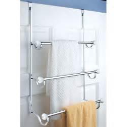 Bathroom Towel Bars Amazon by バスタオル掛けひとつじゃ足りないよね 狭い洗面所にたくさん掛ける方法 提案 Iemo イエモ