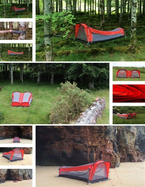 Tent Hammock Combination by Whoa A Tent Hammock Sleeping Bag Mattress Combo