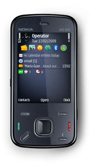 nokia 8mp mobile nokia n86 8mp review mobile phone solution