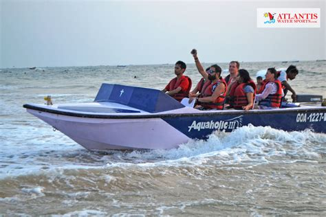 Speed Boat Tours by Speed Boat Ride Atlantis Water Sports