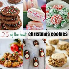 25 Of The Best Christmas Cookies  Maria's Mixing Bowl