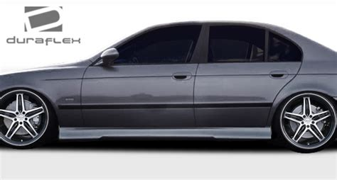 Bmw 5 Series E39 4 Dr Full Body Kit 97 98 99 00  Hms By