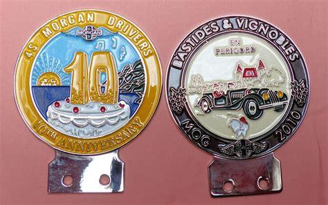 Morgan Badges For Sale Plus Custom