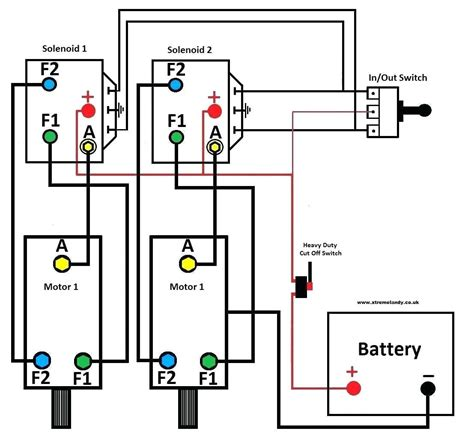 diagram warn m8000 wiring diagram pictures winch warn