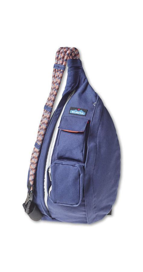 kavu rope bag ink blue kavu bag rope bag kavu rope bag
