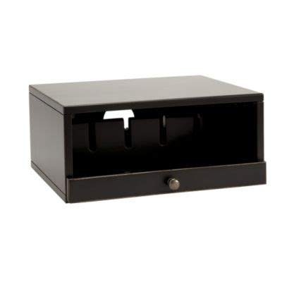 desk l with charging station charging station counter or desk top home inside and