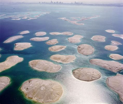 sinking islands in the world dubai s world of islands is sinking into the sea