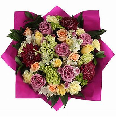 Bouquets Spring Flower Carnations Roses Grandiose Flowers