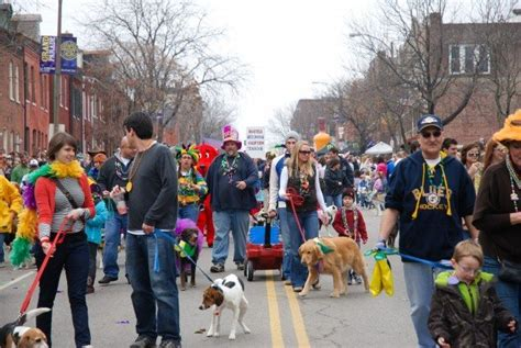 Celebrating Mardi Gras In St. Louis 2014