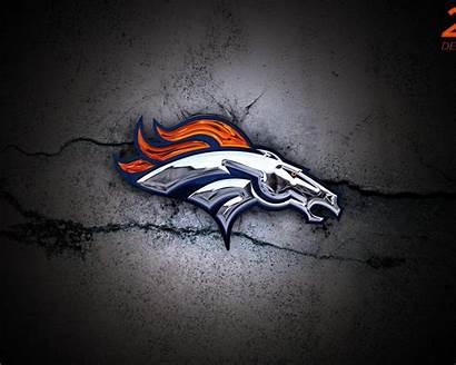 Nfl Broncos Denver Logos Wallpapers Screensavers Picserio