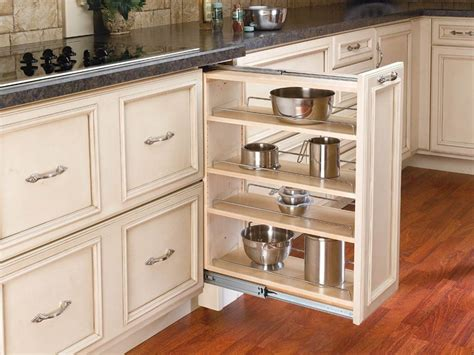 Installing Pull Out Drawers In Kitchen Cabinets Home Kitchen