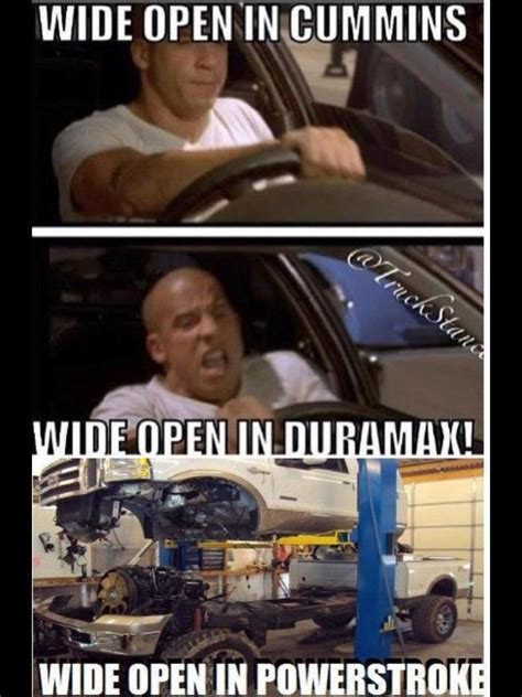 Duramax Memes - pin by ethan bain on car stuff pinterest ford memes and cars