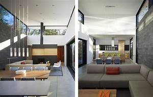Architecture à Vivre : maison design piece a vivre arkko ~ Melissatoandfro.com Idées de Décoration