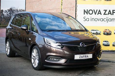 Opel Srbija by Srpske Premijere Opel Mokka X I Zafira B92 Net