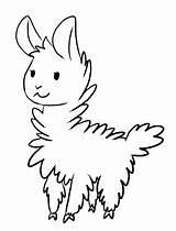 Llamas Llamacorn Kolorowanki Dzieci Bestcoloringpagesforkids sketch template