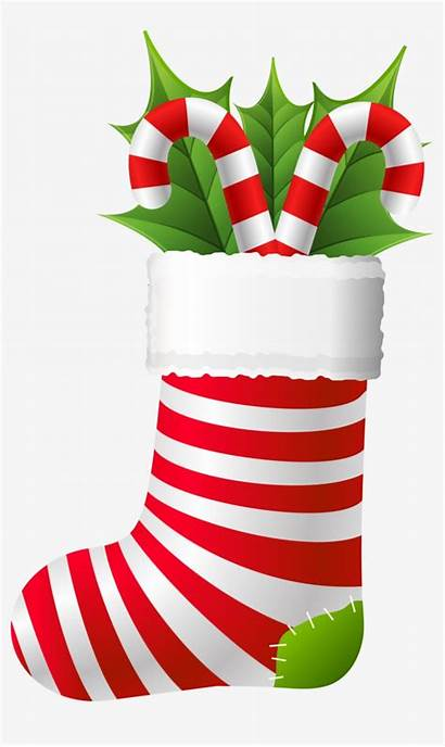 Christmas Stocking Clipart Library Background Transparent Pngkey