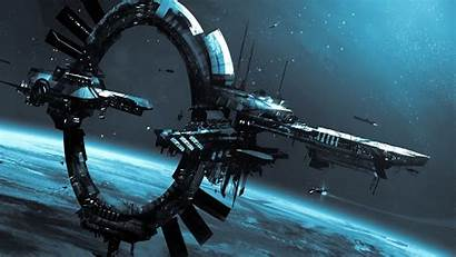 Space Station Citizen Spaceship Star Idris Wallpapers
