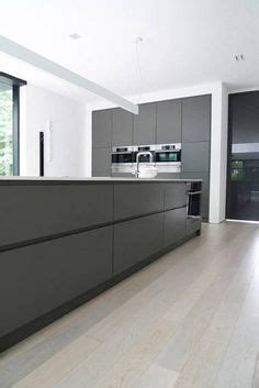 unique kitchen cabinets kitchen related post with high gloss light grey kitchen 3048
