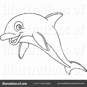 black dolphin clipart - Clipground