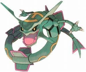 pokemon rayquaza images