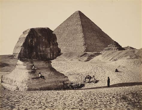 filefrancis bedford  sphinx  great pyramid
