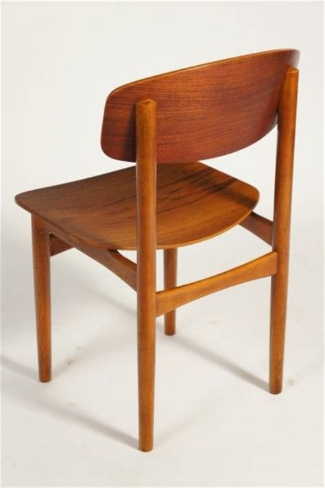 angelucci 20th century borge mogensen dining chairs