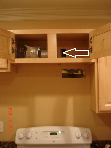 do over the range microwaves have fans added exhaust over the microwave ideas on how to hide