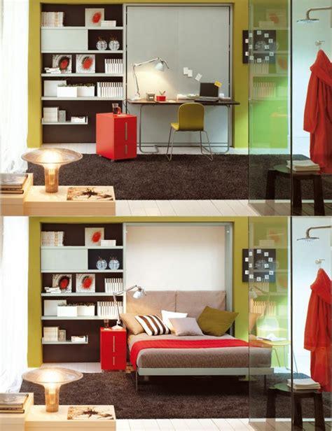 lit chambre transformable 60 idées pour un aménagement petit espace archzine fr