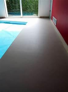 Beton Ciré Piscine : terrasse beton cire exterieure ~ Melissatoandfro.com Idées de Décoration