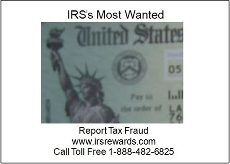 irss  wanted report tax fraud roosevelt hairston