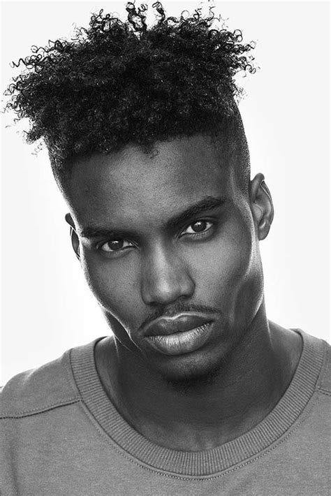 65 The Hottest Black Men Haircuts That Fit Any Image