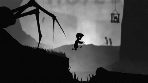 limbo  hd games  wallpapers images backgrounds
