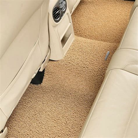 flooring your car buy wholesale transformers custom automobile carpet car floor mat pvc silk 5pcs sets beige