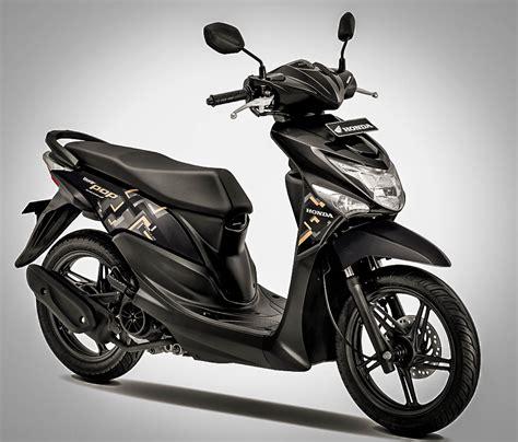 Variasi Motor Beat Hitam by Modifikasi Motor Beat 2019 Warna Hitam Mobiliobaru