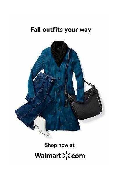 Walmart Fall Outfits Clothes Trendy Seventies Winter
