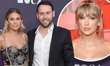 Scooter Braun's wife Yael calls Taylor Swift 'bully' after ...